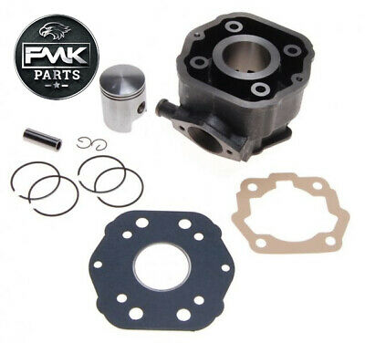 50cc Cylinder Barrel Kit for Derbi GPR50 Senda R SM Gilera - EBE050 EBS050 - LC