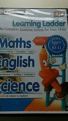 Learning Ladder Year 6 NEW SEALED