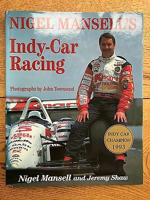 Nigel Mansell's Indy Car Racing Book