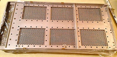 "HP Equipment Chassis Sides, Top-Bottom covers-Excellent Condition 10 1/4"" High"