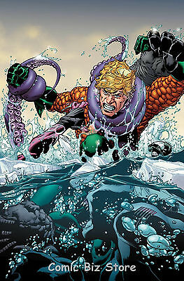 Aquaman #19 (2017) 1St Printing Bagged & Boarded Dc Universe Rebirth