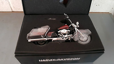 2010 Harley Davidson FLHR Road King. 1/12 scale by Highway 61
