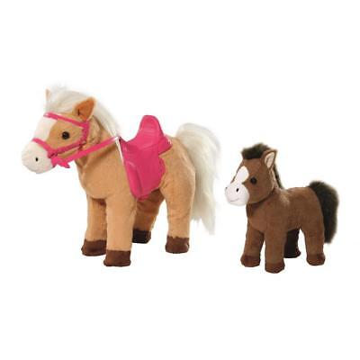 Baby Born Interactive Sunny with Foal baby Born Horse baby Born Accessories