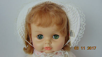 Vintage Horsman Doll 1971 soft rubber sleep eyes girl original