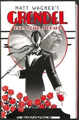 Grendel: Red, White & Black: Volume 8: Tower of Blood and Other Stories