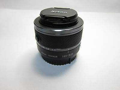 Nikon 1 NIKKOR 10-30mm f/3.5-5.6 VR Zoom Lens Unit Black For J1 J2 J3 J4 V1 V2