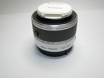 Nikon 1 NIKKOR 10-30mm f/3.5-5.6 VR Zoom Lens Unit White For J1 J2 J3 J4 V1 V2