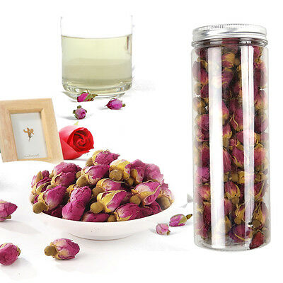 115g Chinese Rose Buds Flower Organic Red Rosebud Floral Herbal Dried Health
