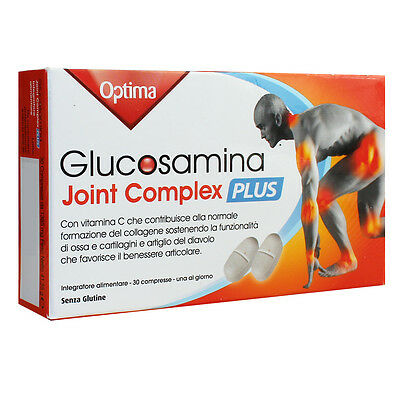 Optima Glucosamina Joint Complex Plus 30 Cpr