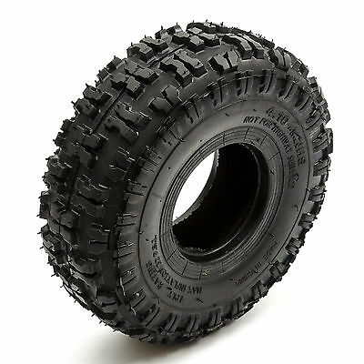 TYRE TIRE 4.10 - 4 Knobbly Off Road Thick Tread Fits Mini Moto Quad Go Ped