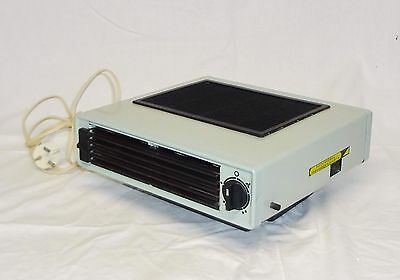 Vtg Electric Heater Old Heater Russian Fan Stove 220V/1750W USSR Stove Rare