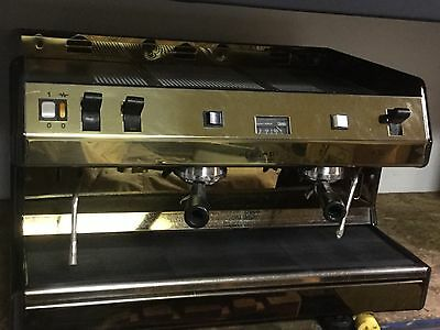 Carimali 2 Group Commercial Espresso Machine Systema P2