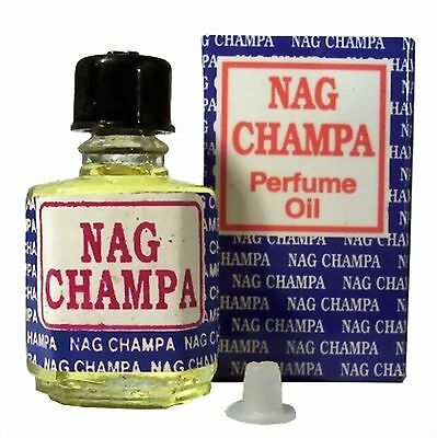 Nag Champa Perfume Oil Duftöl blumiger Duft Indien