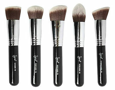 Genuine sigma Synthetic kabuki brush brushes set kit F80, F82, F84, F86 & F88 UK