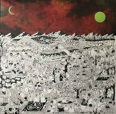 FATHER JOHN MISTY - PURE COMEDY (LP Vinyl) sealed