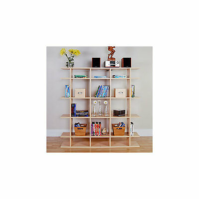 4' Wide Bookshelf 0404f004 by Smart Furniture - 0404f004