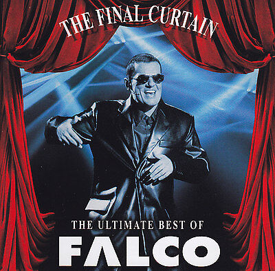 Falco - Cd - The Final Curtain - The Ultimate Best Of Falco