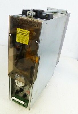 INDRAMAT KDV 1.3-100-220/300-W1-220/380 AC. Servo Power Supply -used-