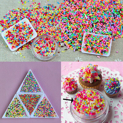 Simulation Chocolate Sprinkles Sugar Needle Simulation Ice Cream Cake Decor