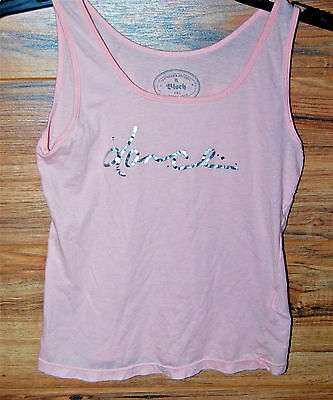 Bloch  Dance Tank Top Girls Size 8 Pink