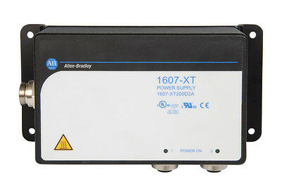 Allen Bradley 1607-XT200D2A Switched Mode Power Supply New