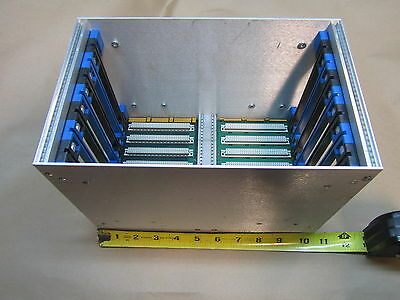 Backplane  7 Position with Rack Mount Card Cage