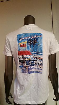 new womens southern california in n out burger t-shirt