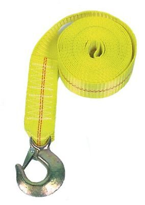 Rod Saver Heavy Duty Replacement Winch Strap (25 Feet Yellow) NEW