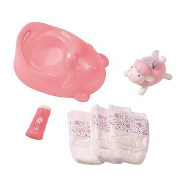 Baby Annabell Potty Training Set Baby Dolls Accessories Doll Accessories