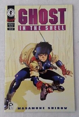 Ghost In The Shell #2 (of 8) Dark Horse Comics 1995 NM