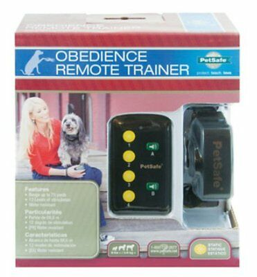 Petsafe Obedience Remote Trainer 75 Ft. Range  HDT11-13911