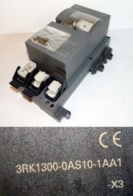 Siemens 3RK1300-0AS10-1AA1   Electronic Reversing Starter - unused -