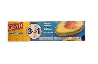 New Glad Press'n Seal Value Size 13m² (43.4m x 30cm) 140 Sealing Wrap s/f