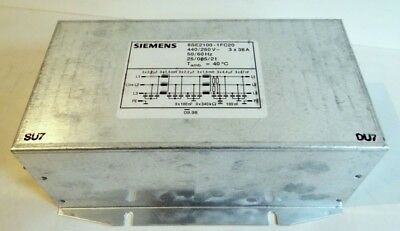 Siemens EMC Filter 6SE 2100-1FC20  6SE2100-1FC20 -unused-