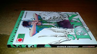 Eden # 4-Hiroki Endo-It's An Endless World-2000-Planet Manga-Nuovo-Mn4