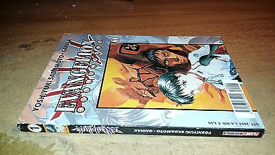 Evangelion Collection # 1-Yoshiyuki Sadamoto-Gainax-2001-Planet Manga - Mn13