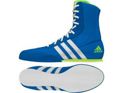 Adidas Boxing Box Hog 2 Shock Blue - Shoe - AQ3404