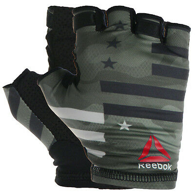 Reebok ONE Series Training Performance Gloves Gym Fitness Mens Gloves Wicking S