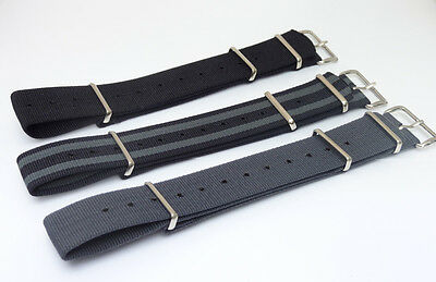 Genuine Phoenix Straps UK NATO Forces MOD British Army Issue Watch Band