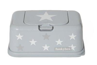 Funky Box - Fb13 - Funkybox Gris Etoile - Argent