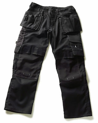 Mascot Ronda Craftsmans Work Trousers Pants Black High Quality from Stock