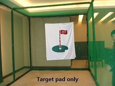 A99 Golf Target Pad for Big Hitting Net Practice Training aids (target pad only)