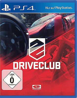 ps4 spiel driveclub sony playstation 4 spiel drive club. Black Bedroom Furniture Sets. Home Design Ideas