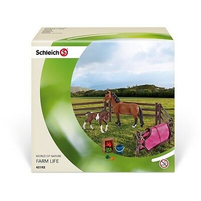 Paddock Playset by Schleich - 42192