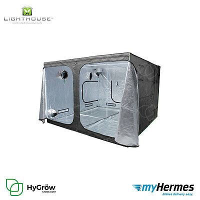 Premium Grow Tent Silver Mylar Indoor LightHouse MAX Hydroponics Dark Room Multi
