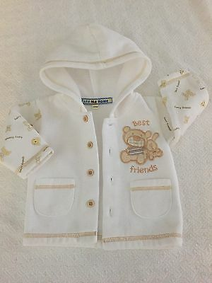 Infant Sweater Size 3-6  Months. Take Me Home Label