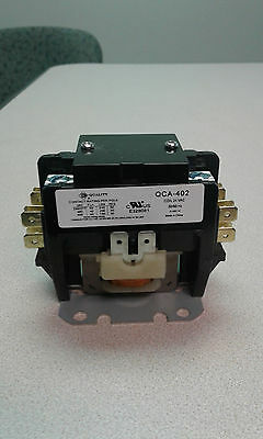 40 amp 2 pole 24 vac coil general purpose contactor