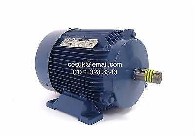 GEC Alpak 1.5kW Electric Motor 8-Pole B3 Foot 112 Frame 3-Phase 700RPM