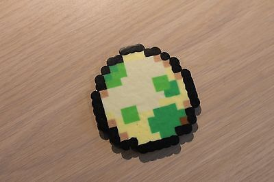 Pokémon Egg Pixel Art Bead Sprite from the Pokémon Series