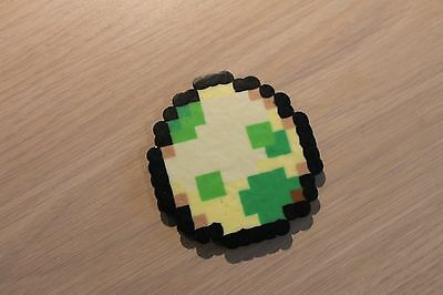 Pokemon Egg Pixel Art Bead Sprite from the Pokemon Series